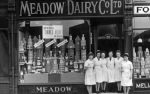 Meadow Dairy and staff