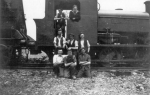 Askern Pit Locomotive